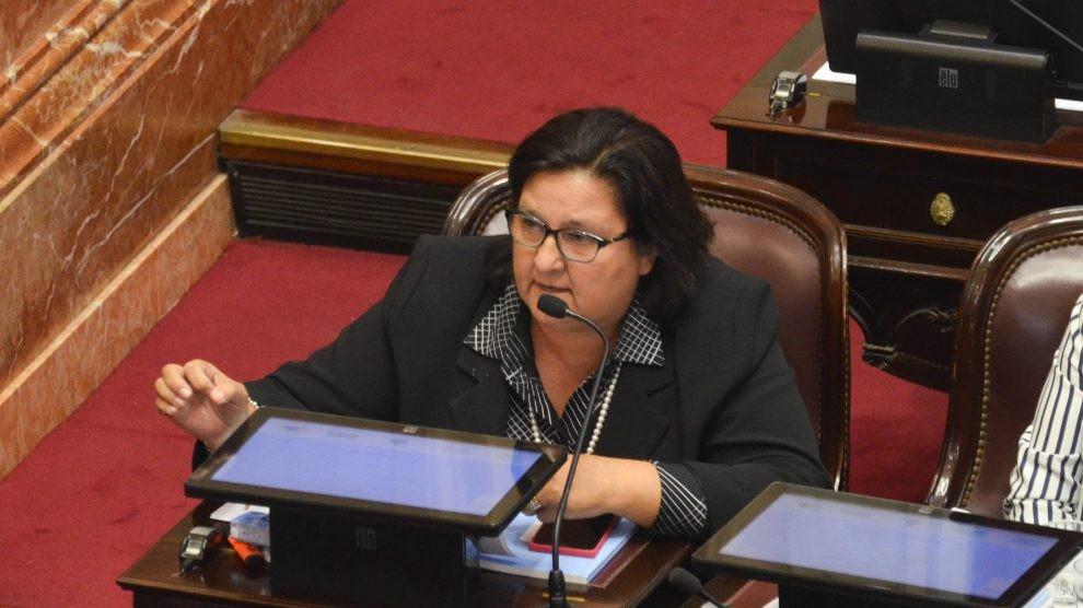 ABORTO: Inés Blas Voy a votar de manera negativa