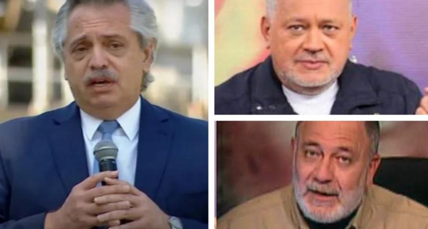 """Funcionarios del gobierno venezolano tildaron a Alberto Fernández de """"tibio y frío"""", """"tonto y pendejo"""""""