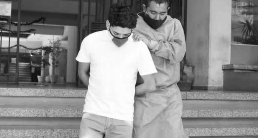 Elías Nievas pidió declarar y acuso a su novia adolescente de asesinar a Agustín