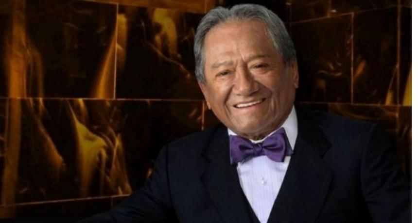 Muere por COVID-19 el cantautor mexicano Armando Manzanero